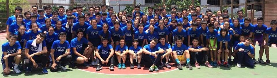 B01循人中学篮球培训队