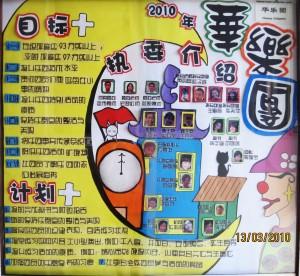 2010年:循中华乐团第二期壁报