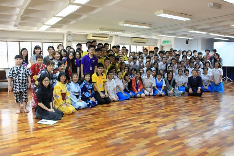 日语学会户外考察 The Japan Club of Kuala Lumpur(JCKL) 之旅