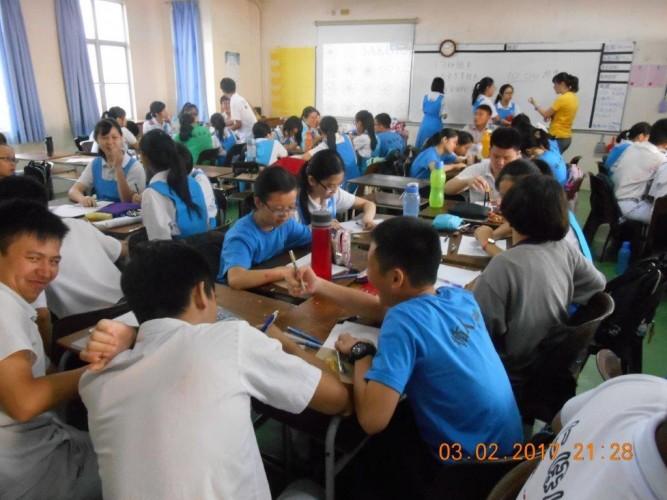 2017年D16日语学会第5次例常活动