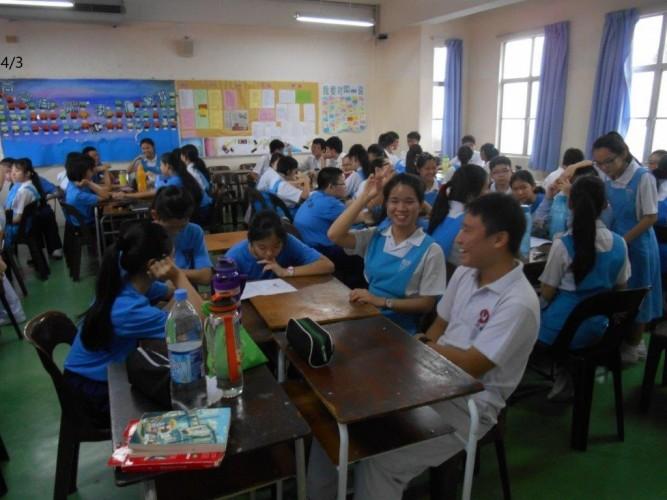 2017年D16日语学会第11次例常活动