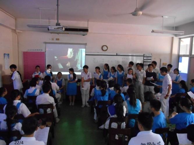 2017年D16日语学会第20次例常活动