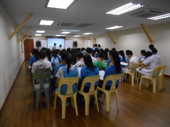2017年D16日语学会第29次例常活动