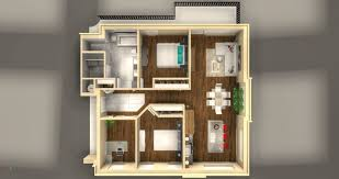 例常活动-14/5室内设计模型