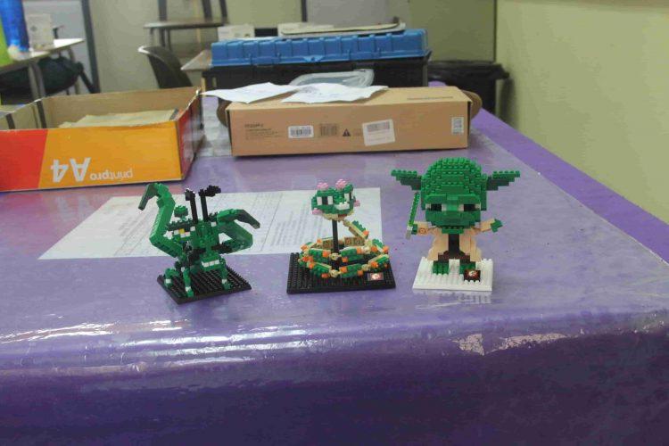 例常活动#5- Lego