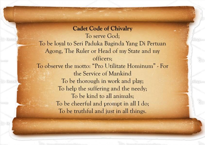 Cadet Code of Chivalry_meitu_1
