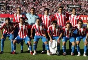 巴拉圭足球队