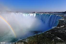 加拿大尼加拉大瀑布