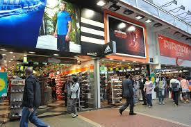旺角:波鞋街