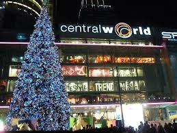 曼谷 central world