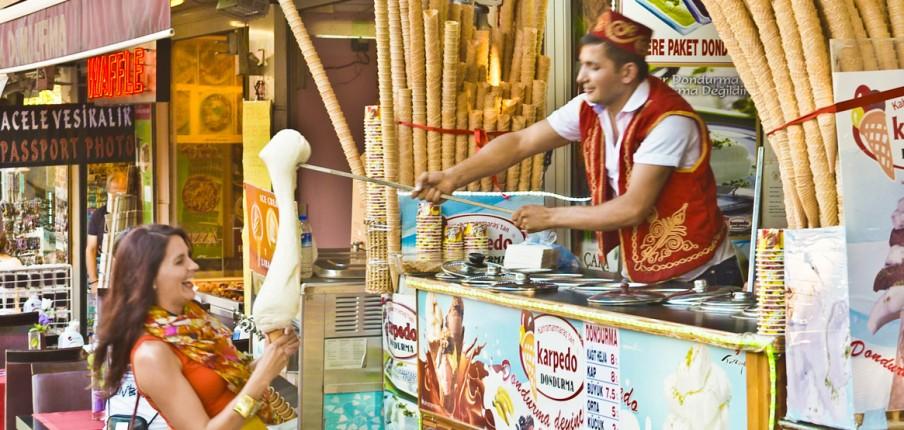 土耳其冰淇淋