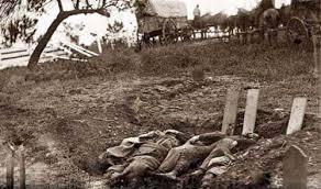 葛底斯堡战场