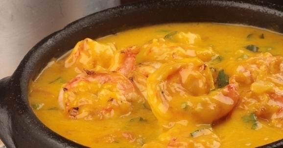 巴西风味椰奶虾