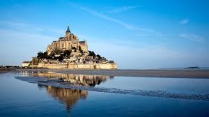 法国 圣米歇尔山