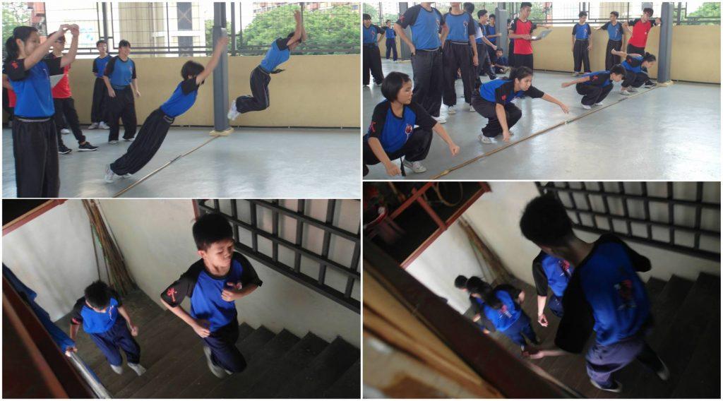 武术考试2